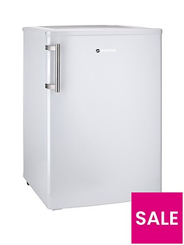 hoover-hvtl542whk-55cmnbspunder-counter-larder-fridge-with-external-handle-white