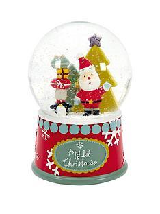mamas-papas-my-1st-christmas-snow-globe