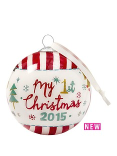 mamas-papas-my-1st-christmas-bauble-2015