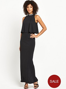 v-by-very-embellished-high-neck-maxi-dressnbsp