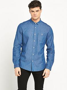 v-by-very-mens-denim-shirt