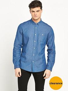 v-by-very-mens-denim-shirt