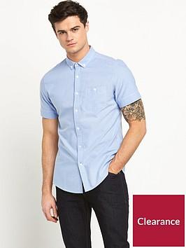 v-by-very-short-sleeve-oxford-shirt