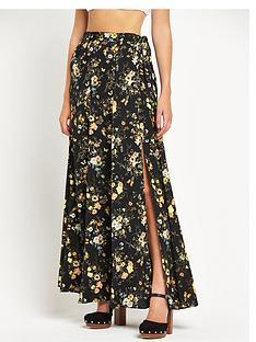 miss-selfridge-co-ord-maxi-skirt