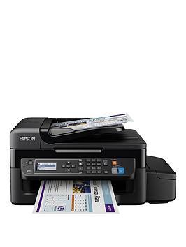Epson Ecotank Et- 4500 Printer