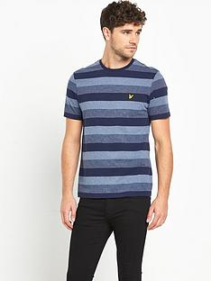 lyle-scott-winter-stripe-t-shirt