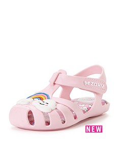zaxy-baby-heaven-jelly-sandals