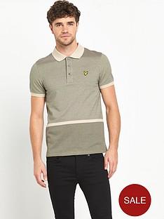 lyle-scott-fairisle-mens-polo-shirt