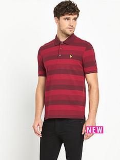 lyle-scott-winter-stripe-mens-polo-shirt