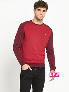lyle-scott-saddle-shoulder-mens-sweatshirt