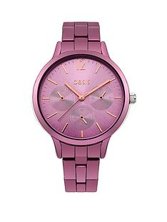 oasis-pink-dial-andnbspbracelet-ladies-watch