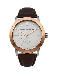 french-connection-clarke-white-dial-with-brown-leather-strap-mens-watch