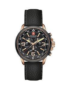 swiss-military-chronograph-black-dial-ace-black-leather-strap-mens-watch