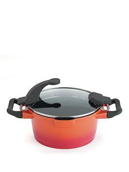 berghoff-virgo-orange-24-cm-non-stick-casserole-pot