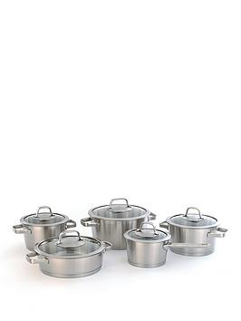 berghoff-studio-manhattan-5-piece-pan-set