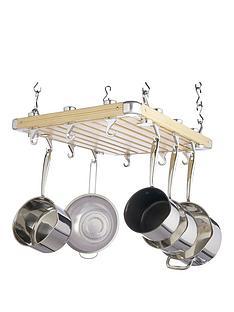 kitchen-craft-masterclass-hanging-pot-rack