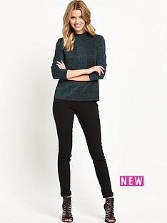 v-by-very-metallic-long-sleeved-jersey-turtle-neck-top