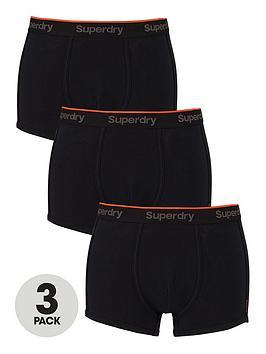 superdry-orange-labelnbsptrunks-3-pack