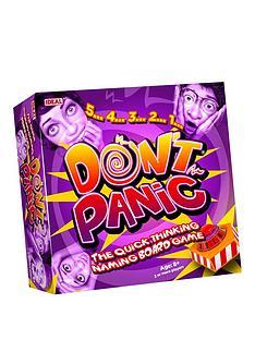 ideal-donrsquot-panic