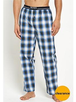 hugo-boss-check-woven-pants