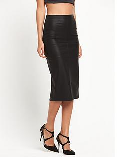 vila-viadmit-long-pu-skirt