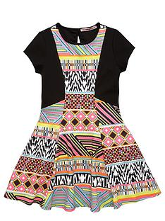freespirit-aztec-scuba-dress