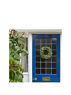 thompson-morgan-luxury-real-christmas-wreath-30cm