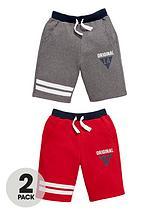 Boys Sweat Shorts (2 Paack)