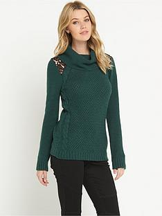 south-lace-insert-roll-neck-jumpernbsp