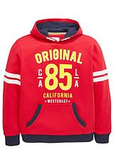 Boys Graphic Hoodie