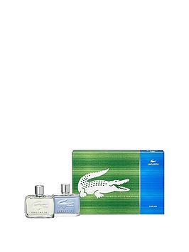lacoste-essential-amp-essential-sport-2-x-75ml-gift-set