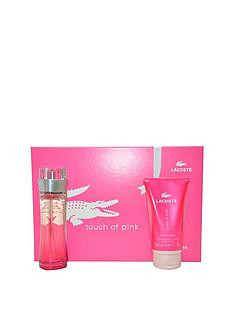 lacoste-touch-of-pinknbspedtnbsp30ml-ampnbspbody-lotion-100mlnbspgift-set