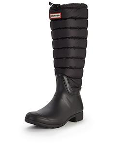 hunter-original-tall-quilted-leg-wellington-bootsnbsp