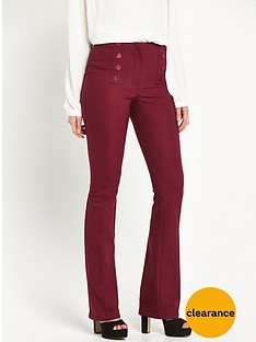 v-by-very-high-waist-button-detail-trousers