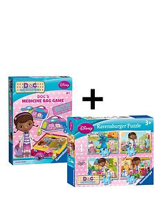 doc-mcstuffins-doc-mcstuffins-doctor-bag-game-amp-puzzle-twin-pack