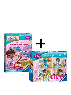 doc-mcstuffins-doc-mcstuffins-doctor-bag-game-amp-puzzle-twin-pack