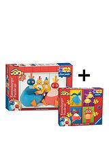 Twirlywoos My First Puzzle - Twin Pack