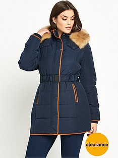 so-fabulous-suedette-trim-padded-belted-coat