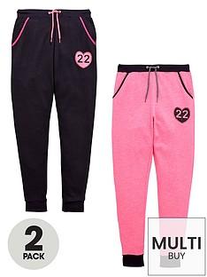 v-by-very-girls-fashion-basics-print-joggers-2-pack