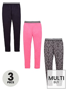 v-by-very-girls-fashion-basics-leggings-with-sporty-elastic-waistbands-3-pack