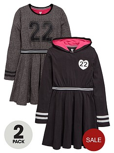 v-by-very-girls-fashion-basics-sporty-dresses-2-pack