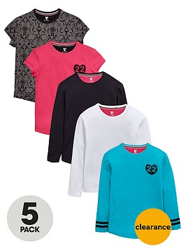 v-by-very-girls-fashion-basics-t-shirts-and-long-sleeve-tops-5-pack
