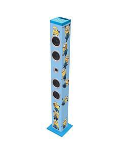 minions-bluetoothnbspsound-tower