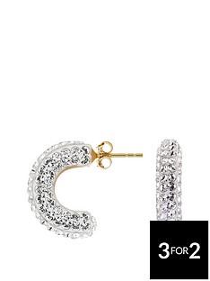 evoke-evoke-gold-plated-sterling-silver-clear-crystal-swarovski-hoop-earrings