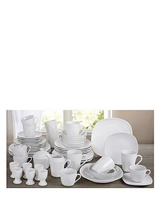 50-piece-white-dinner-set