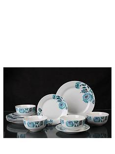 boutique-blue-dinner-set
