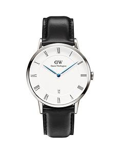 daniel-wellington-daniel-wellington-dapper-white-dial-silver-case-black-leather-strap-mens-watch