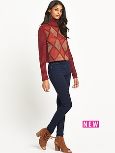 glamorous-patchwork-jumper