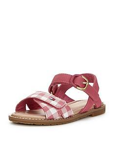 tommy-hilfiger-tommy-hilfiger-girls-gingham-sandal