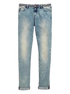 v-by-very-girls-aztec-trim-skinny-jeans